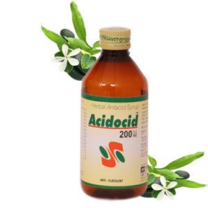 acidocid syrup